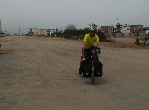 Day 6. Departure from Punta Hermosa.