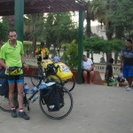 Day 9. Paracas to 50km after Ica